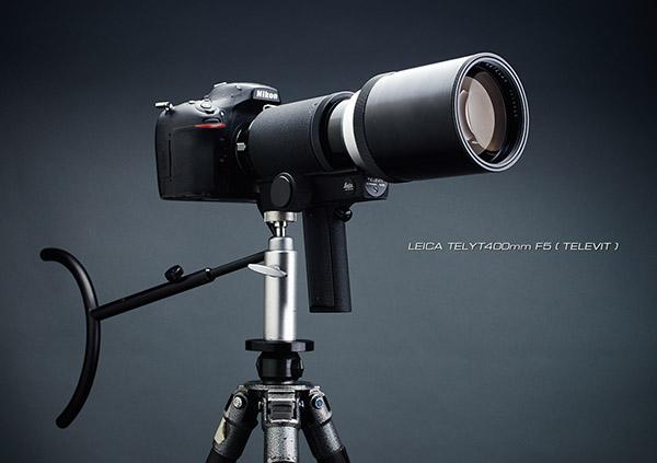 LEICA TELYT400mm F5 ( TELEVIT )