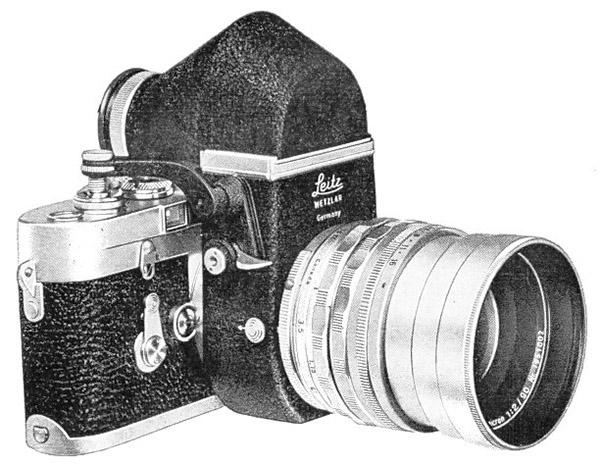 Visoflex-Lens