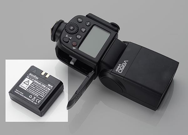 GodoxV850-BatteryVB18
