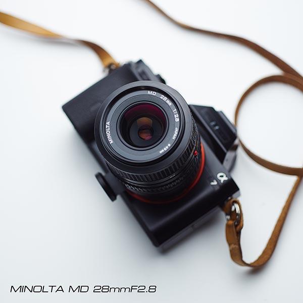MINOLTA-MD28mmF28