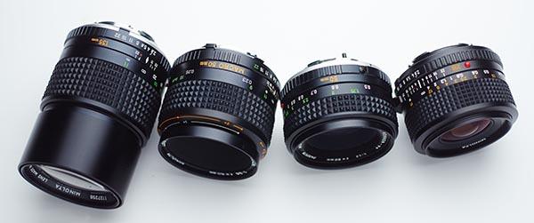 MONOLTA-MC-MD-Lens
