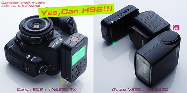 5Dmk2+YN622C-TX+622C+V850