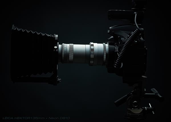 HEKTOR135mm+D810