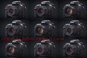 LEICA-SUMMICRON-R-Lens